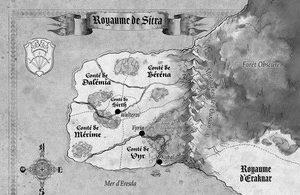 Produit : Royaume de Sitra (Carte postale)